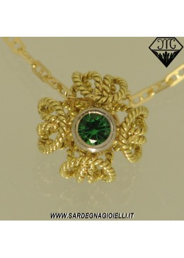 Collier narciso