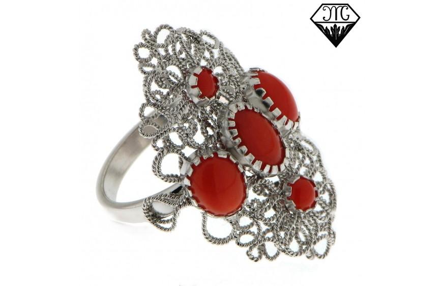 Le creazioni artigiane di gioielli sardi in argento filigrana sarda in  argento
